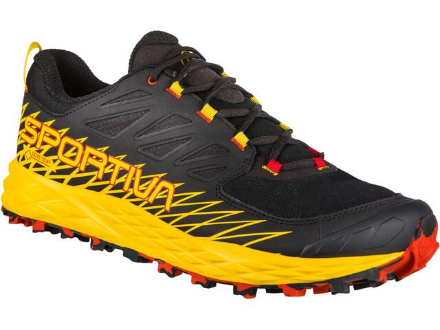 La Sportiva Lycan GTX Zapatillas running Hombre, black/yellow